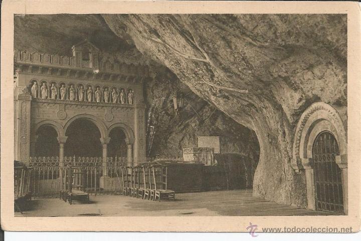 postal antigua cueva covadonga-min